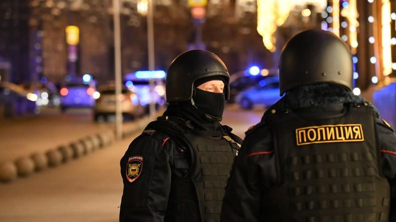 Tödliche Schüsse an Moskaus Geheimdienst-Zentrale: Täter soll 39-jähriger Russe sein