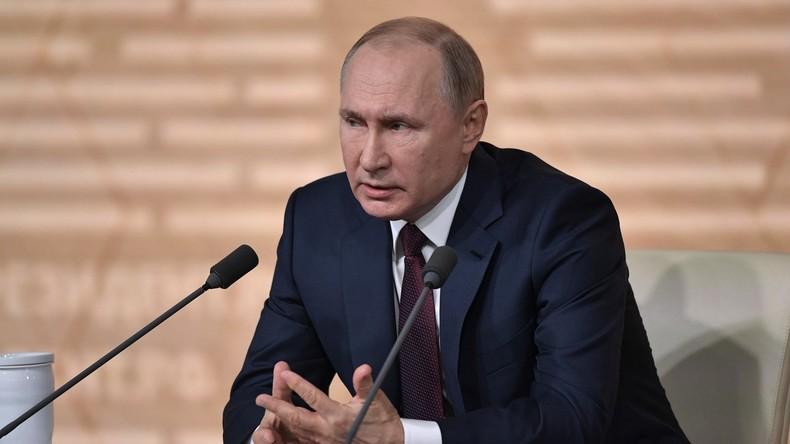 Putin: Ethnische Probleme in Russland gehen auch auf Lenins Politik zurück