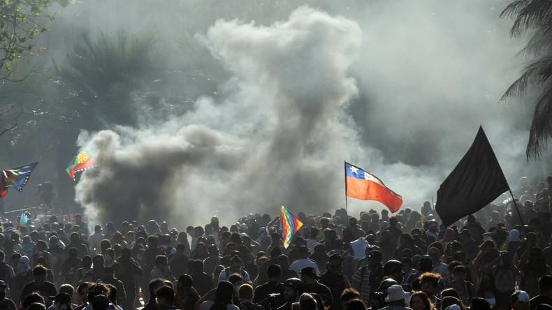 """UNO-Bericht: """"Schwere Menschenrechtsverletzungen"""" in Chile"""