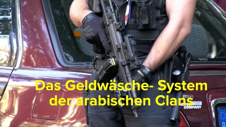 RT Exklusiv: Kriminelle arabische Clans – So funktioniert das Geldwäsche-System (Video)