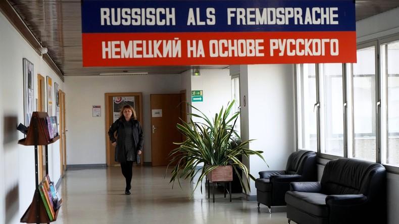 Die Linke: Förderung russischer Sprache in Deutschland wird Beziehungen zu Russland nicht gerecht