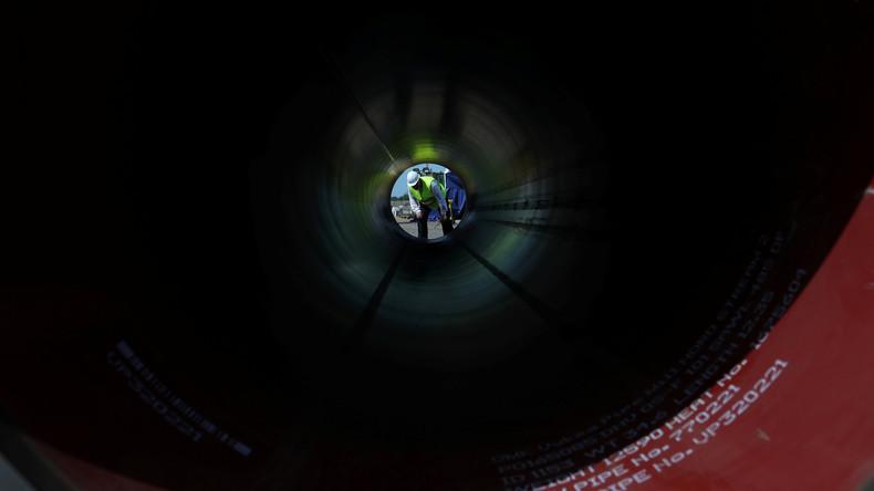 US-Sanktionen gegen Nord Stream 2 – keine Gegenmaßnahmen