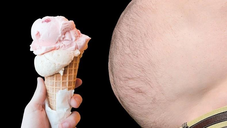 Klimasünder Fettleibigkeit: Übergewichtige schaden laut neuer Studie Umwelt