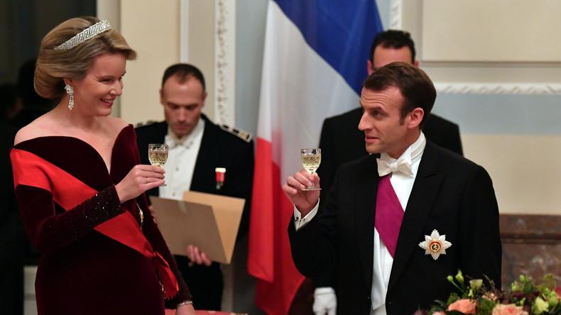 Wegen Protesten gegen Rentenreform: Macron verzichtet als erster Präsident auf seine Pension