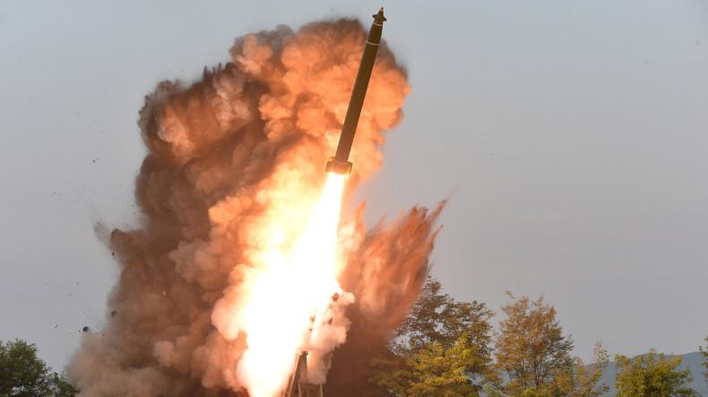 Wegen ausbleibender Entwicklungen mit den USA: Nordkoreanische Raketentests befürchtet