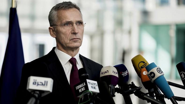 NATO-Generalsekretär Stoltenberg erklärt sich zu persönlichem Gespräch mit Wladimir Putin bereit