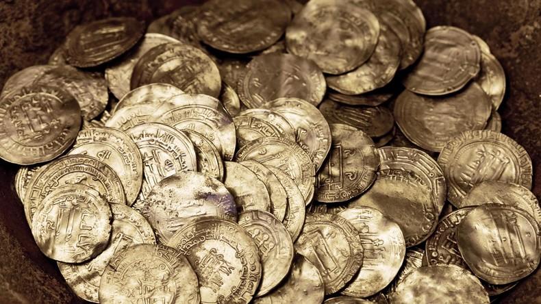 Gold schlägt Sanktionen: Muslimische Staaten diskutieren Übergang zu Goldwährung und Tauschhandel