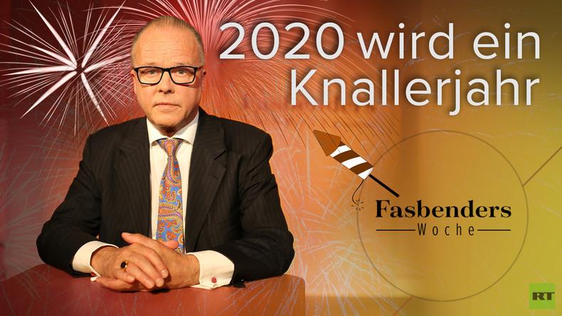 Fasbenders Woche: 2020 wird ein Knallerjahr