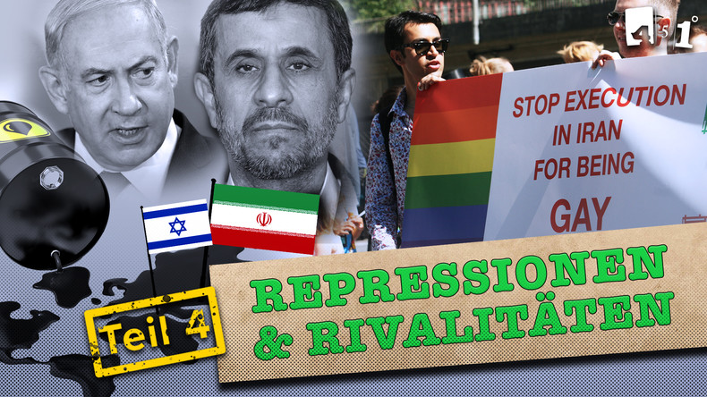 Der IRAN: Ahmadinedschad, Atomprogramm & Massenproteste | Teil 4 | 451 Grad