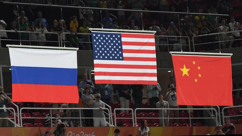 Lawrow: Russland wird Beziehungen mit China nicht aufopfern, um USA zu schmeicheln