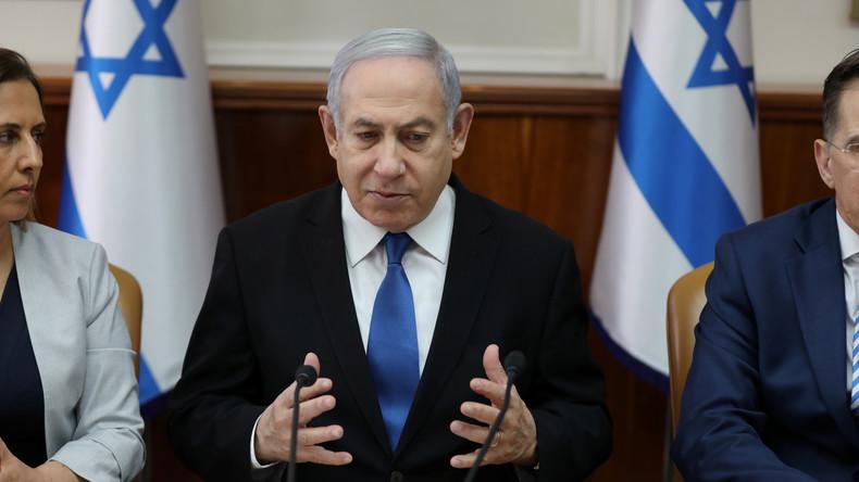 """Netanjahu: Internationaler Strafgerichtshof """"Waffe im politischen Krieg gegen Israel"""""""