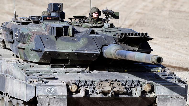Bei Krieg gegen Russland: Bundeswehr beziffert Opferquote auf vier Prozent pro Brigade und Tag