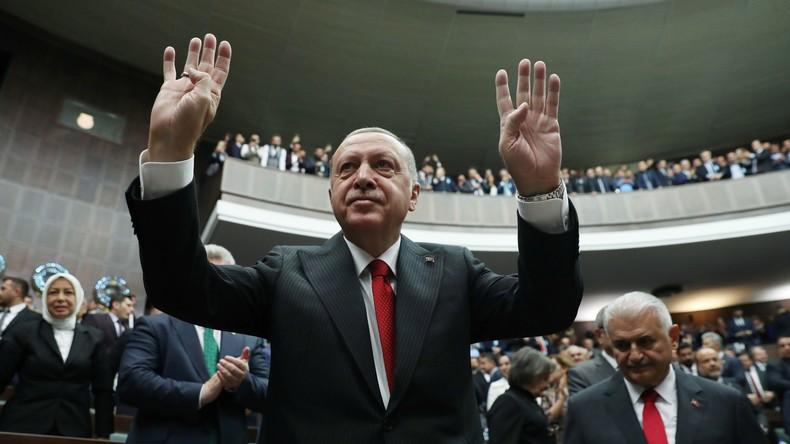 In den Fußstapfen der Osmanen? Erdoğan stellt globalen Machtanspruch von China bis nach Nordafrika