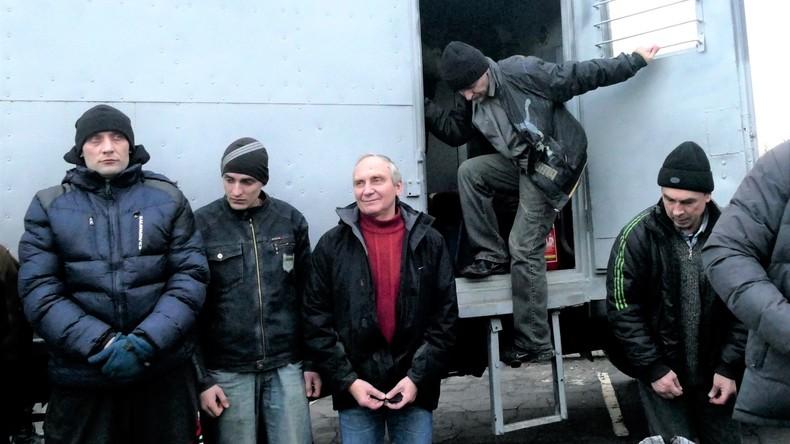 Durchbruch im Ukraine-Konflikt: Erster Gefangenenaustausch seit zwei Jahren beschlossen
