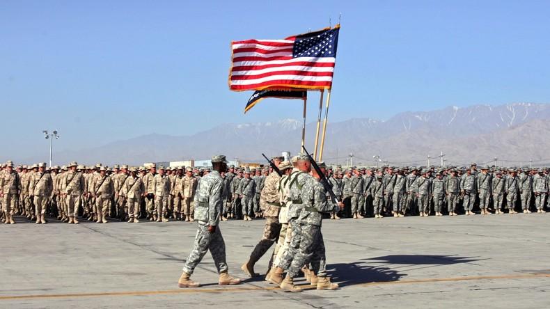 Neujahrsvorsatz: USA kündigen Konfrontation mit China und Russland im Nahen Osten an