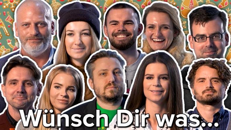 Die RT-Deutsch-Wunschliste zum Träumen