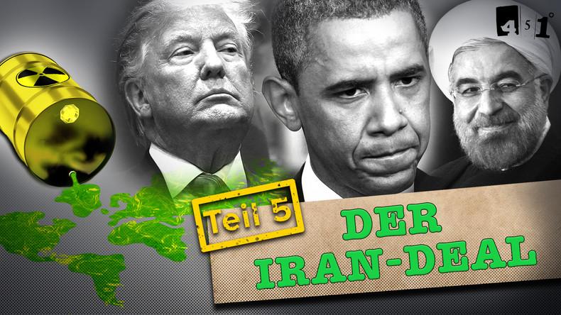 Der IRAN: Keine Entspannung | Kein Iran-Deal mit Trump | Teil 5 | 451 Grad