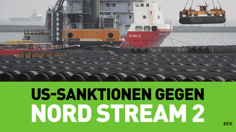 US-Sanktionen gegen Nord Stream 2: Reaktionen und Perspektiven
