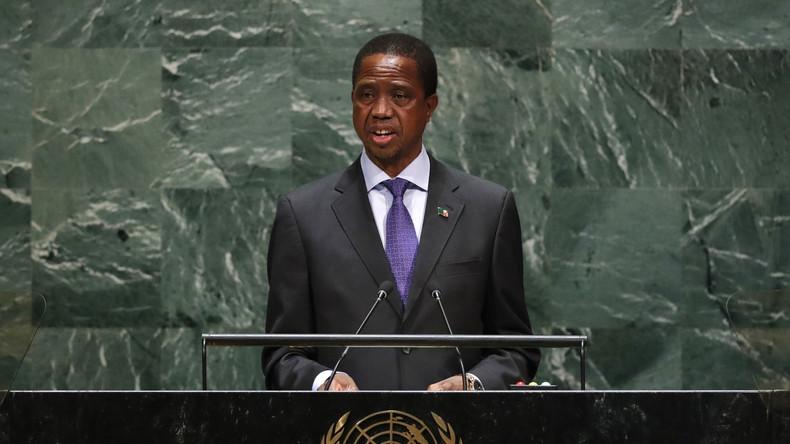 Nach Streit über Schwulenrechte in Sambia rufen USA ihren Botschafter zurück