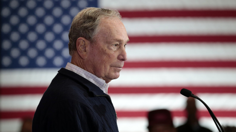 Realsatire made in USA: Demokrat Bloomberg setzt bei Wahlkampf Häftlingsarbeit ein (Video)