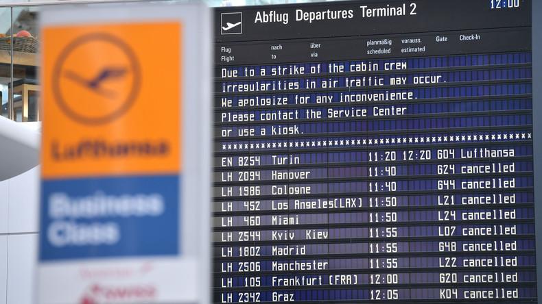 Tarifstreit zwischen Gewerkschaft und Lufthansa: Streikaufruf bei Germanwings über Silvester
