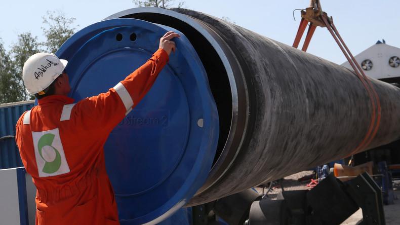 USA setzen Firmen 30-Tage-Frist für Stopp von Nord Stream 2 – Russland hofft auf Start bis Ende 2020