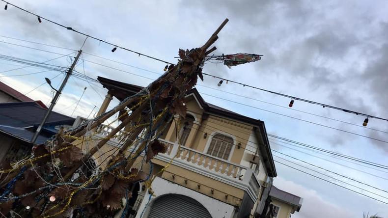 Weihnachts-Taifun hinterlässt mehr als 40 Tote auf Philippinen