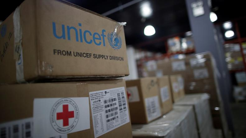 Russland beteiligt sich an UNICEF-Programm zur Reduzierung der Kindersterblichkeit in Nordkorea