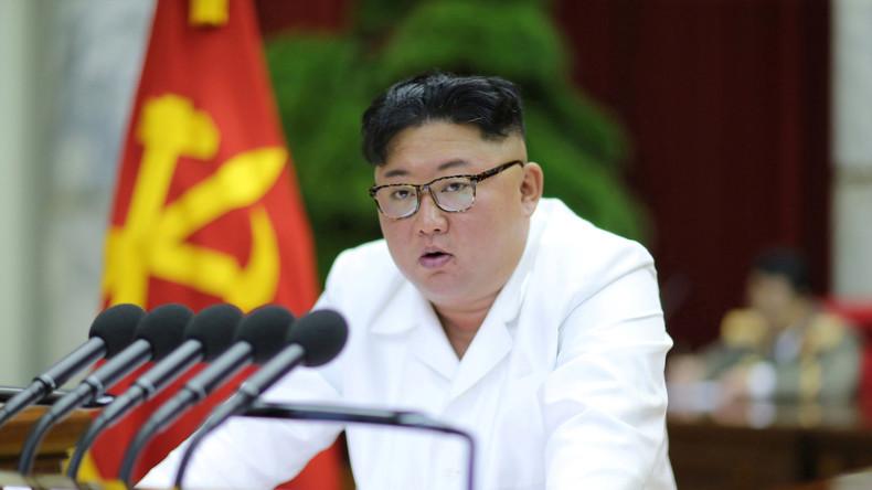 """Nordkorea setzt USA Ultimatum zur Sanktionsaufhebung und droht mit """"besonderem Geschenk"""""""
