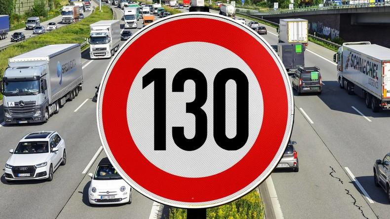 Bundesregierung: Kein Tempolimit auf Autobahnen geplant