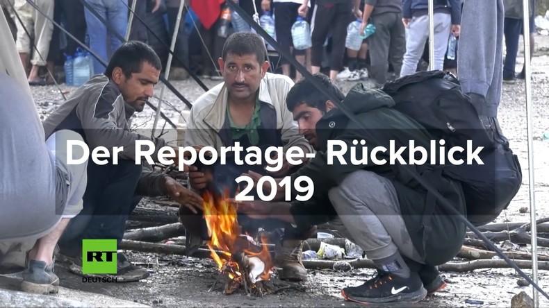 Best of RT Deutsch-Reportagen 2019: Armutstouristen, Balkanroute, Elendsstrich und Drogenhölle