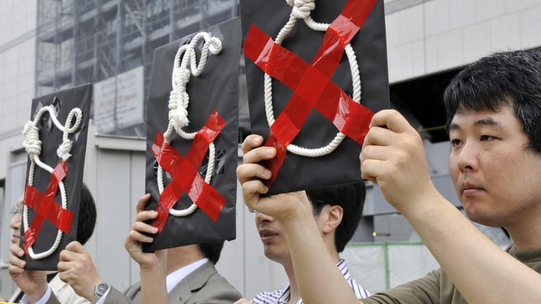 Verurteilter chinesischer Staatsbürger in Japan hingerichtet