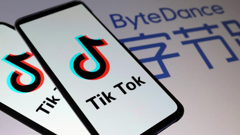 """US-Armee verbietet Soldaten Benutzung von TikTok – wegen angeblicher chinesischer """"Cyber-Bedrohung"""""""