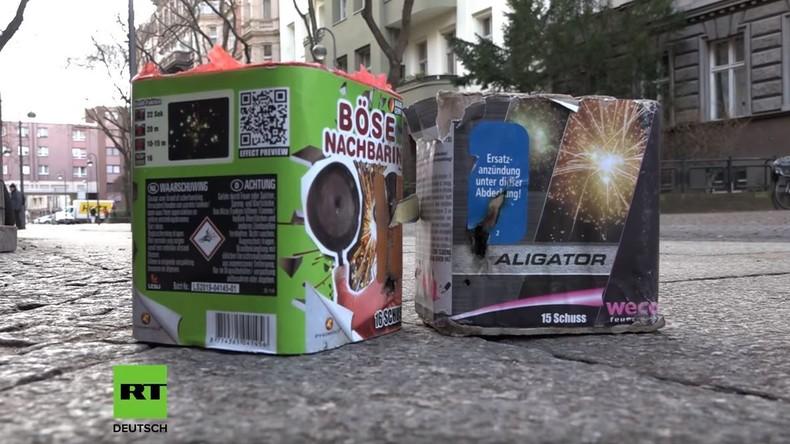 """Böllerverbot in Berlin: """"Schutz vor Raketenangriffen"""""""