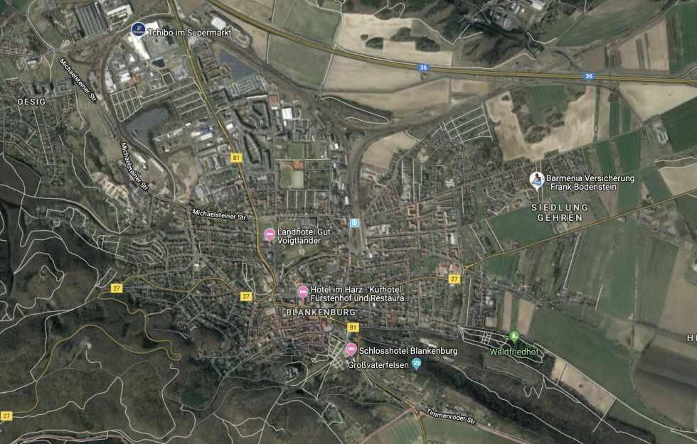 Explosion in Mehrfamilienhaus in Blankenburg – mindestens 25 Verletzte