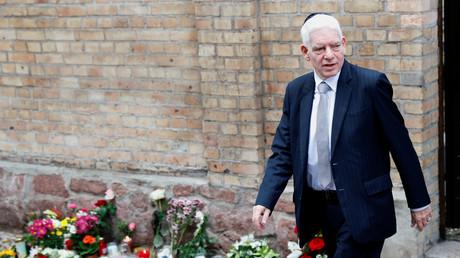 Der Präsident des Zentralrats der Juden Josef Schuster, Halle, Deutschland, 10. Oktober 2019