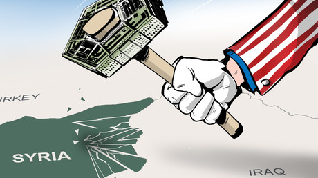"""""""In Einflusszonen aufteilen"""" – US-Außenministerium zahlt für Reform der syrischen Justiz"""