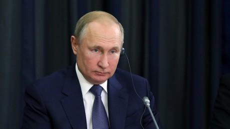 Putin trifft deutsche Top-Manager: Wir schätzen Pragmatismus der deutschen Wirtschaft