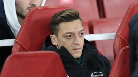 Peking not amused: Mezut Özil sorgte mit einem Tweet zu den Uiguren für Schlagzeilen.