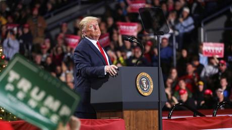 US-Repräsentantenhaus eröffnet Amtsenthebungsverfahren gegen Trump