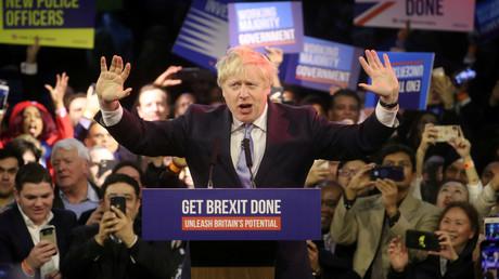 Aus den Wahlen vergangene Woche ging Boris Johnson als großer Sieger hervor.
