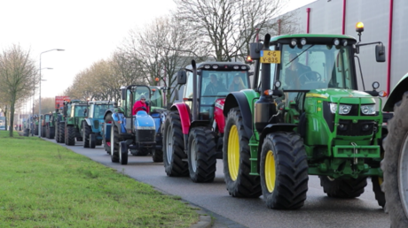 Niederlande: Bauern protestieren landesweit gegen Umweltpolitik – ebenso Tausende in Deutschland
