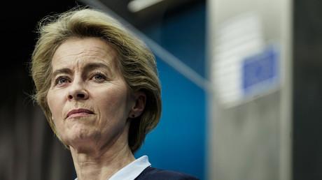 Ursula von der Leyen im Dezember in Brüssel
