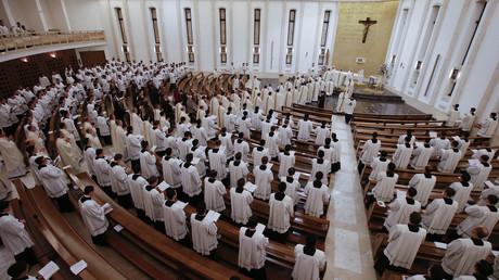 Katholiken-Orden gibt Missbrauch von 175 Kindern zu (Archivbild)