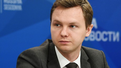 Igor Juschkow, leitender Experte vom russischen Fonds für nationale Energiesicherheit