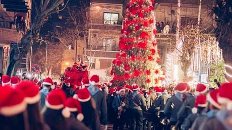 Weihnachten in Syrien.