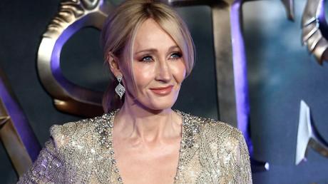 Im Shitstorm: Schriftstellerin Joanne K. Rowling im November 2016