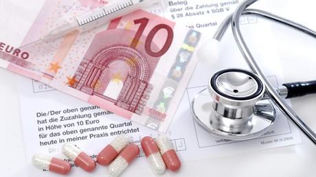 GKV-Verband: Krankenkassen verzeichnen im Jahr 2019 Milliardenverluste (Symbolbild)