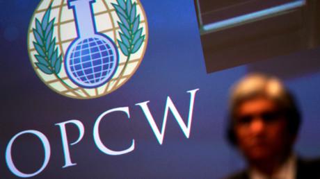 Die OPCW gerät immer mehr in Bedrängnis...
