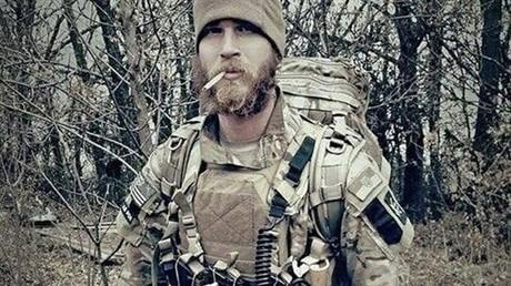 Craig Lang in der Ukraine